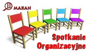 Spotkanie Organizacyjne Makan
